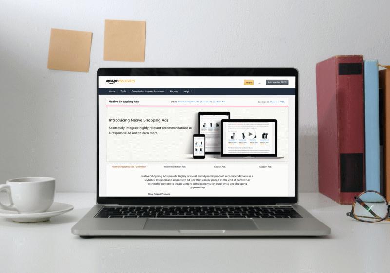 Amazon Native Shopping Ads