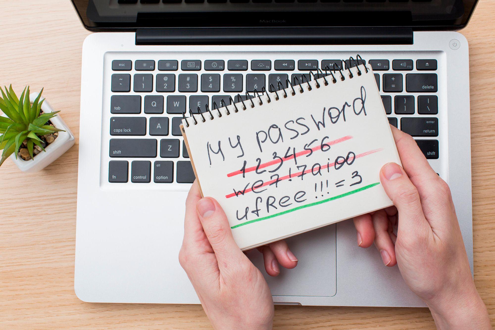 Avere una password sicura ti aiuta ad evitare i pericoli della rete