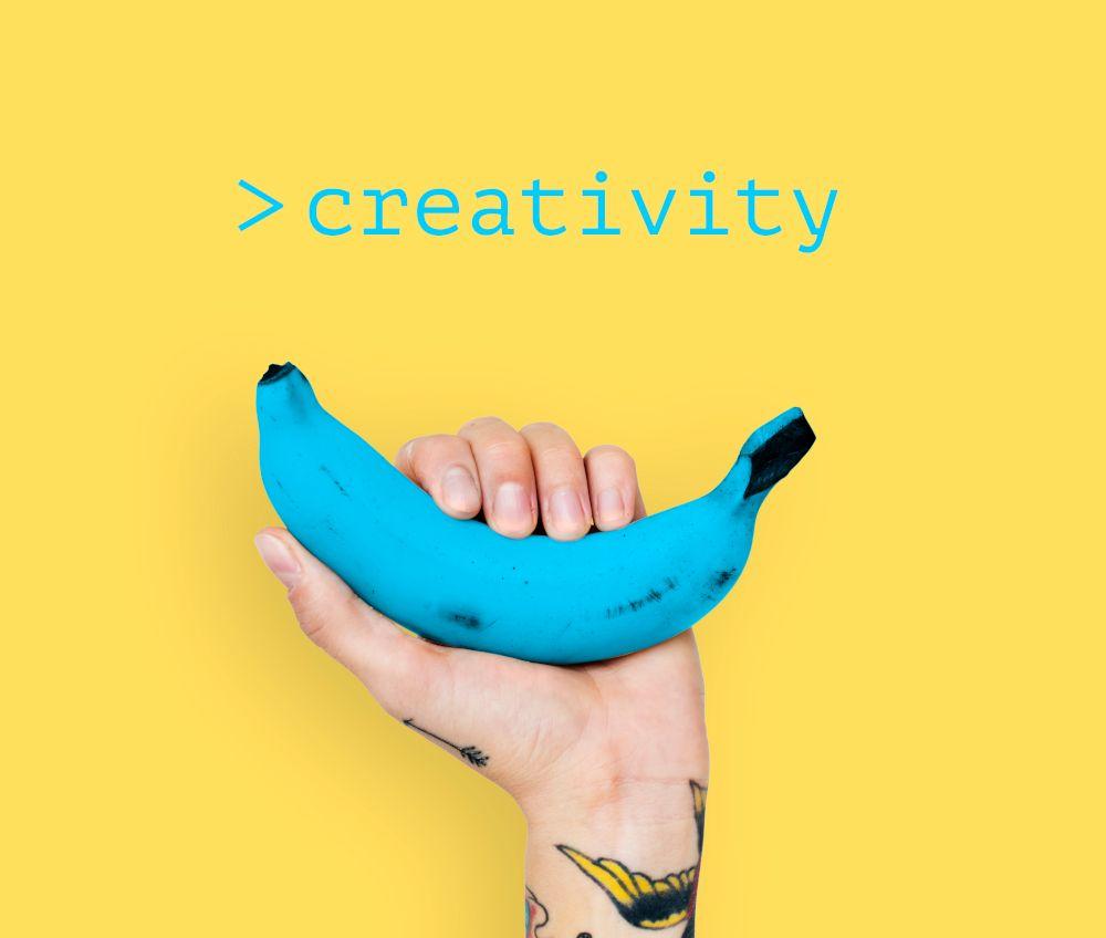 La chiave per il successo è la creatività