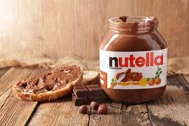 La prima versione della Nutella