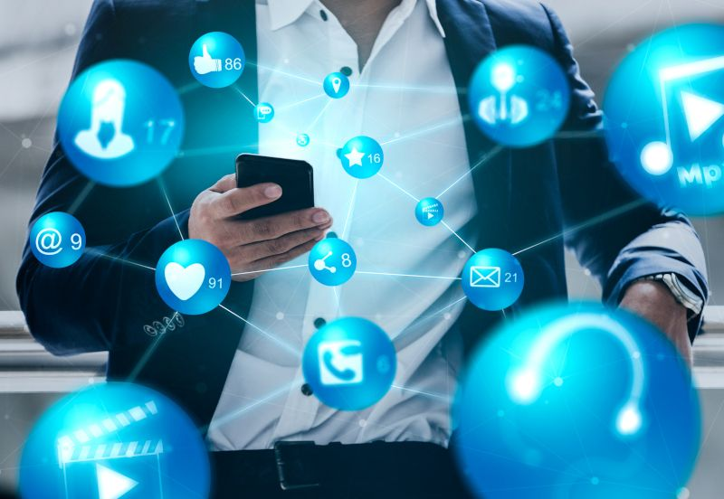 Rete sociale tecnologica