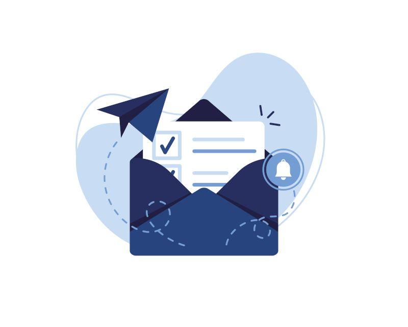 Invia la newsletter più tardi