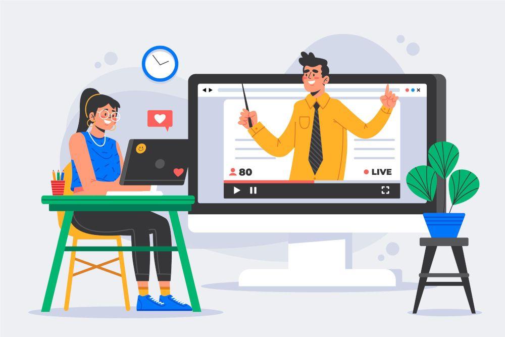 Le nostre videolezioni aiutano a creare un e-commerce