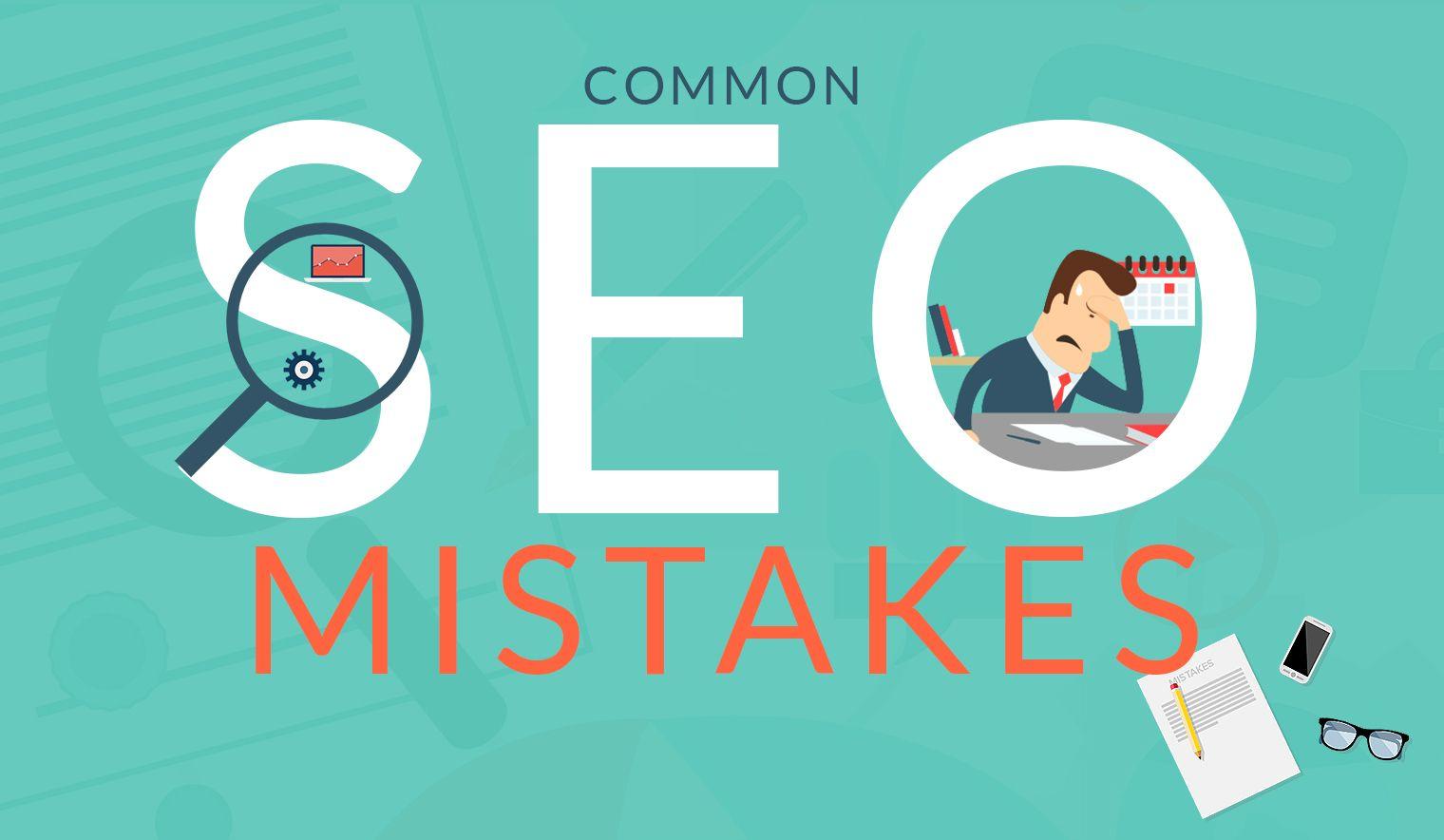 Gli errori più comuni