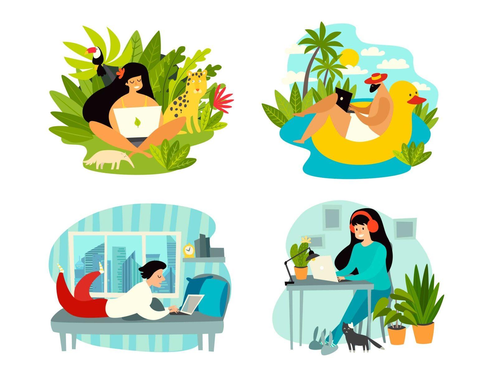 Esempi di Nomadi Digitali